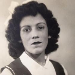 Juanita Gomez Jaques Cannon Born June 26,1917 to Susana and George R. Gomez in Sweetwater, TX and Died January 10,1984 .