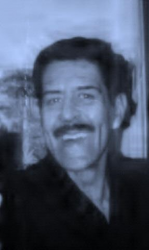 Sam Gomez Sr. 1929-1984, son of Julian R Gomez, San Angelo,TX,  nephew of George R and Susana Gomez
