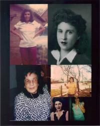 Margaret Gomez Pena, Chickasha, OK, daughter of Julian R  Gomez, niece of George R and Susana Gomez