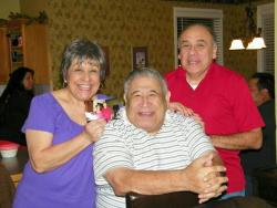 VIRGINIA, PAUL RAY, ERNEST GOMEZ